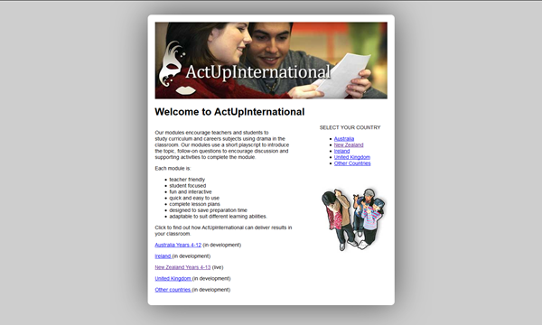 Actup International