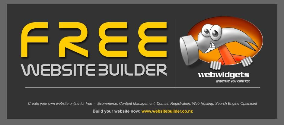 Free website builder embed video